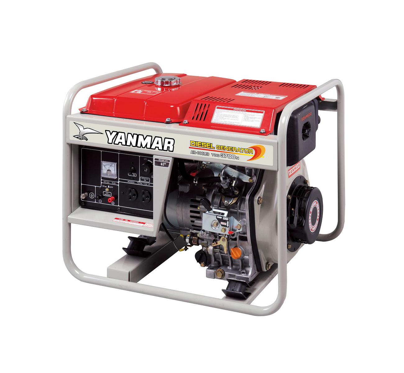 Дизельный генератор (электростанция) Yanmar YDG3700N-5EB